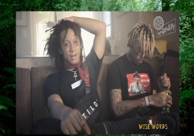 Wise Words Of TRIPPIE REDD
